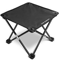 Forbidden Road Camping Stool Seat Tripod Stool Portable Fold