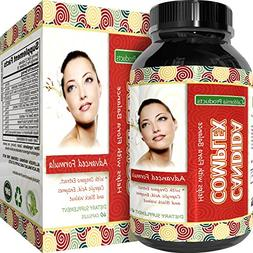 Organic Candida Complex Detox Yeast Cleanse with Enzymes Ore