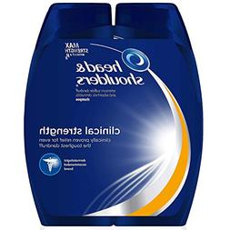 Head & Shoulders Clinical Strength Anti-Dandruff Shampoo, 4