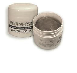 Colloidal Silver Gel Cream Extra strength 1000 ppm, BIG 8.8o