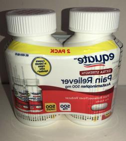 COMPARE TO TYLENOL Extra Strength Acetaminophen 500mg, 500 C