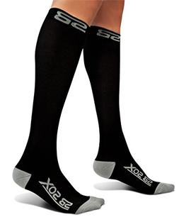SB SOX Compression Socks  for Men & Women - Best Socks for R