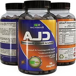 Conjugated Linoleic Acid - Best CLA Weight Loss Complex - Na