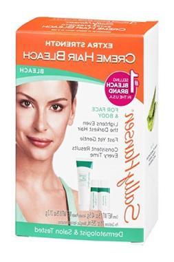 Sally Hansen Creme Hair Bleach for Face & Body Extra Strengt