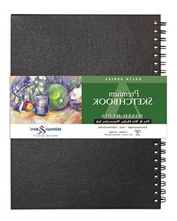 Stillman & Birn Delta Wirebound Sketchbook, Heavyweight 180l