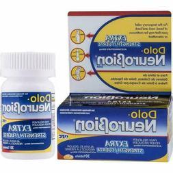 Dolo Neurobion Extra Strength Pain Reliever Fever Reducer 30