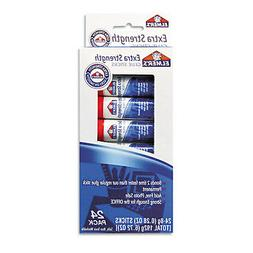 Elmer's Extra Strength Office Glue Sticks, 24/Pack, Case of