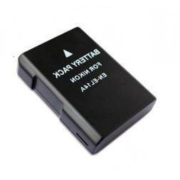XIT EN-EL14A Rechargeable Battery for Nikon D3100 D3200 D330