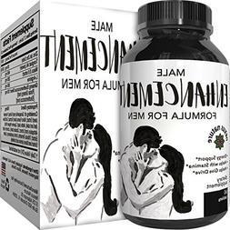 Natural Male Enhancement Supplement cotains 745 MG Potent an