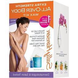 Sally Hansen Es All Over Body Wax Kit
