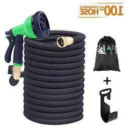 expandable garden hose durable double