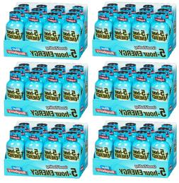 5-HOUR ENERGY EXTRA BLUE RASPBERRY 1.93 oz Bottles of 12 Pcs