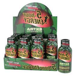5-Hour Energy Extra Strength Energy Shot, Strawberry Waterme