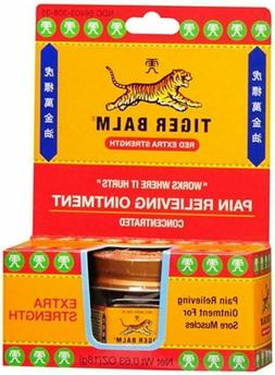 Tiger Balm Extra Strength 0.63 oz Pain Relieving ointment