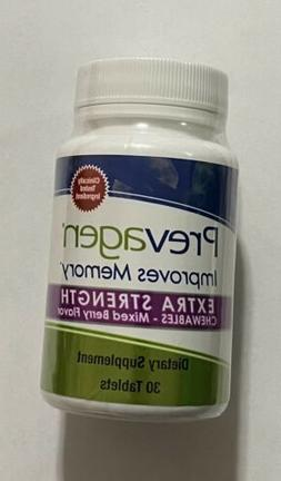 Prevagen Extra Strength 20mg, Chewables Mixed Berry Flavor 3