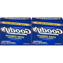 Goody's Extra Strength 24 Headache Powders, 2 Count