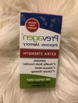 Prevagen Extra Strength 30 Caps Improves Memory New Sealed
