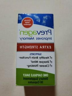 Prevagen Extra Strength 30 Capsules Improves Memory New Seal