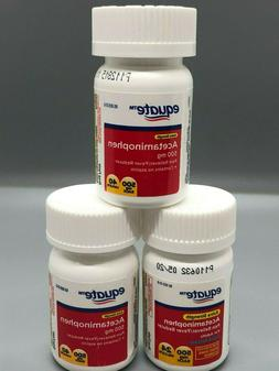 Equate Extra Strength 500 mg Acetaminophen Pain Relief 3 Pac