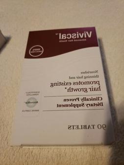 Viviscal Extra Strength 90 Tablets Hair Growth Program Women