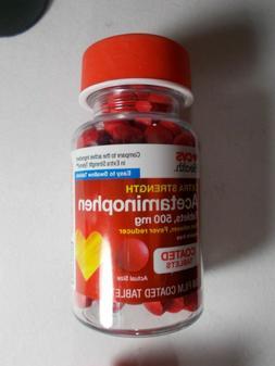 CVS Extra Strength Acetaminophen 500 mg 150 Film Coated Tabl
