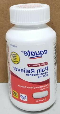 Equate Extra Strength Acetaminophen 500 mg- 200 Caplets