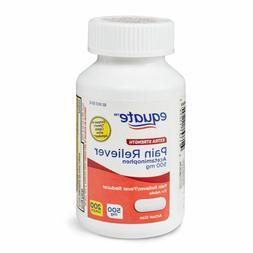 Equate Extra Strength Acetaminophen Caplets, 500 mg,200 Ct e