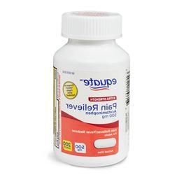 Equate Extra Strength Acetaminophen Caplets, 500mg, 200ct, C