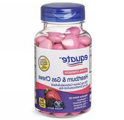 Equate Extra Strength Antacid & Anti-Gas Chewable Berry Tabl