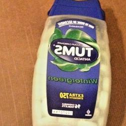 TUMS EXTRA Strength  ANTACID Chewable Tablets WINTERGREEN  9