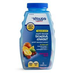 Equate Extra Strength Antacid Fruit Flavor Chews, 750 mg, 14