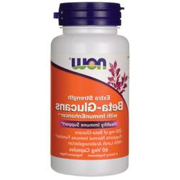 NOW Foods Extra Strength Beta-Glucans with Immunenhancer 250