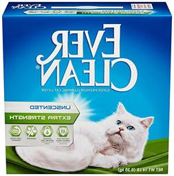 Ever Clean Extra Strength Cat Litter, Unscented )
