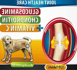 Best Chewable Hip & Joint Supplement For Dogs With 120 Extra