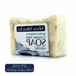 Extra Strength Colloidal Silver Soap