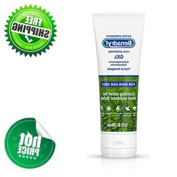 extra strength cooling gel itch stopping cream