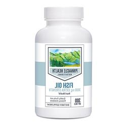 Extra Strength Fish Oil Dietary Supplement - Best Value 300