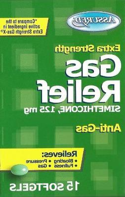 Extra Strength Gas Relief Simethicone 125 mg Simethicone -