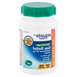 Equate Extra Strength Gas Relief Softgels Value Size 125 Mg