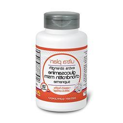 Ultra Plan Extra Strength Glucosamine Chondroitin MSM, Joint