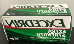 extra strength headache pain reliever 300 caplets