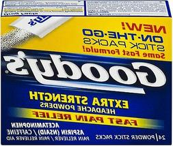 Goody's Extra Strength Headache Powder 24-Count