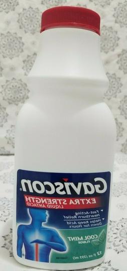 Gaviscon Extra Strength Heartburn Relief Indigestion Stomach