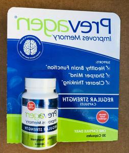 Prevagen Extra Strength Improves Memory 20MG Chewables - 30