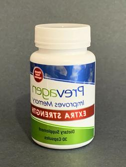 Prevagen EXTRA STRENGTH Improves Memory 30 Capsules, Brand N