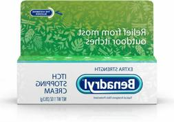 extra strength itch relief cream topical analgesic