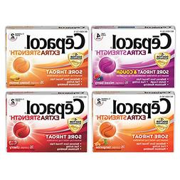 Cepacol Extra Strength Lozenges Mixed Fl