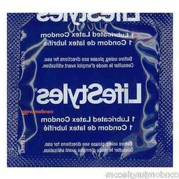 LifeStyles Extra Strength Lubricated Latex Condoms