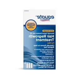 Equate Extra Strength Minoxidil Hair Regrowth Treatment for