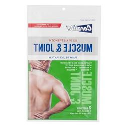 Extra Strength Muscle & Joint Pain Relief Patch Bulk Case of